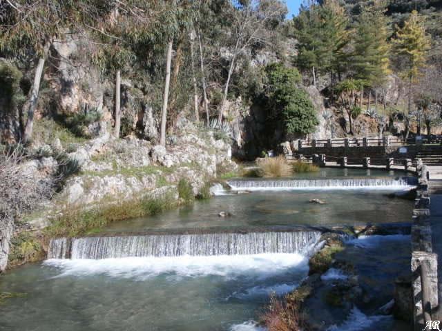 Nacimiento del Río Genal - Valle del Genal - Igualeja
