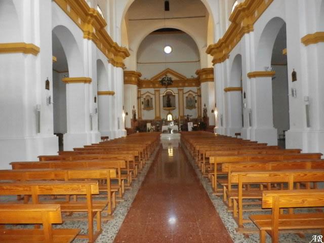 Iglesia Parroquial de San Sebastían