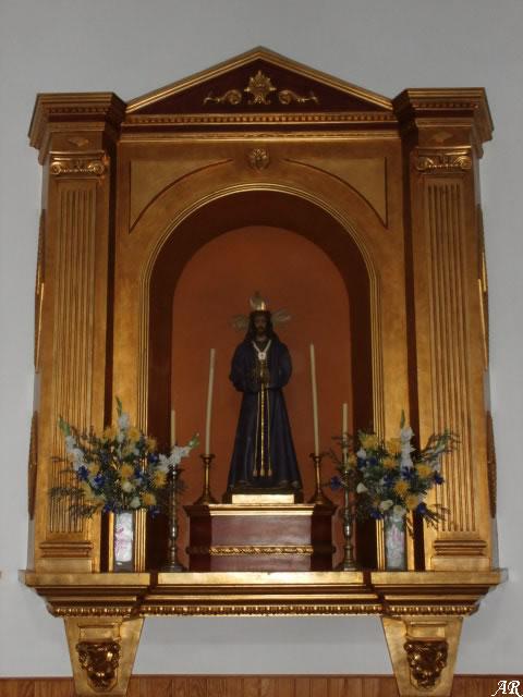 Iglesia Parroquial de Nuestra Señora de la Encarnación - Cristo de Medinaceli