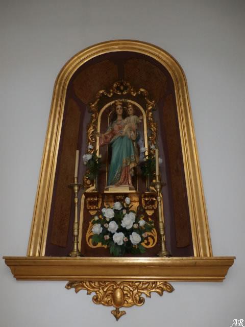 Iglesia Parroquial de Nuestra Señora de la Encarnación - María Auxiliadora