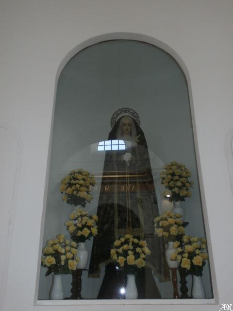 Iglesia Parroquial de Nuestra Señora de la Encarnación - Ntra. Sra. de los Dolores