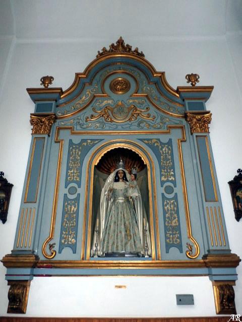 Iglesia Parroquial de Nuestra Señora de la Encarnación - Ntra. Sra. del Rosario
