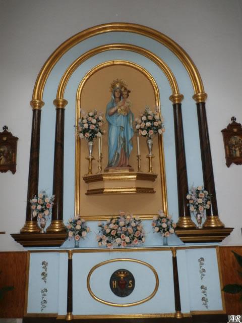 Iglesia Parroquial de Nuestra Señora de la Encarnación - Nuestra Señora del Sagrado Corazón