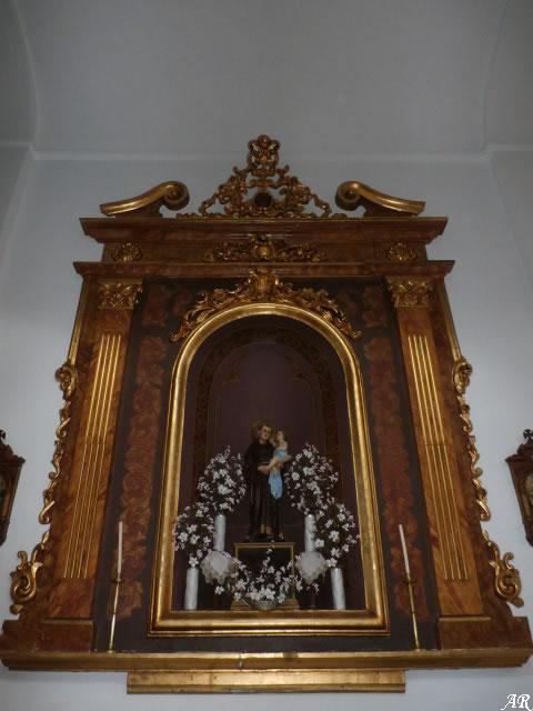 Iglesia Parroquial de Nuestra Señora de la Encarnación - San Antonio de Padua