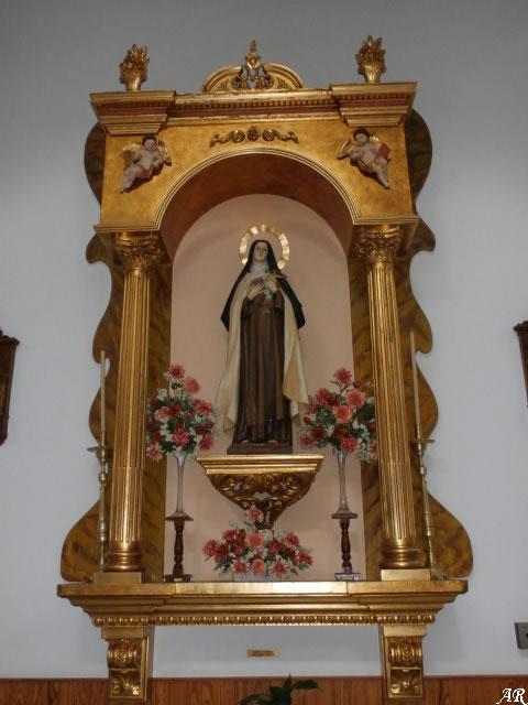Iglesia Parroquial de Nuestra Señora de la Encarnación - Santa Teresa del Niño Jesus