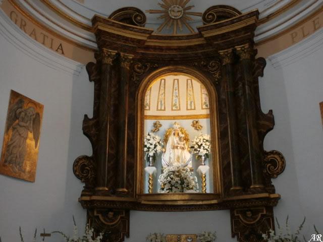 Iglesia Parroquial de Nuestra Señora de la Encarnación - Nuestra Señora de Gracia