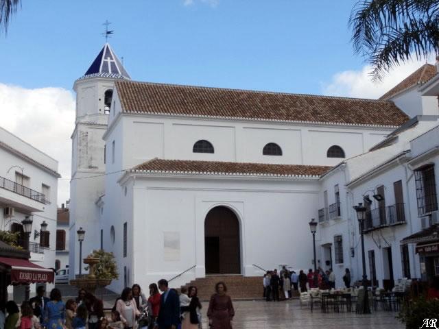 Iglesia Parroquial de Nuestra Señora de la Encarnación - Alhaurín el Grande