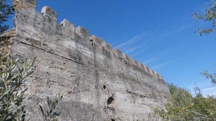 Castillo de Bentomiz - Bentomiz Castle - Arenas
