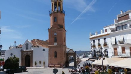 Iglesia Parroquial de Ntra. Sra. de la Asunción de Cómpeta