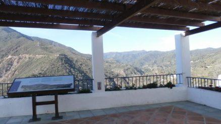 Mirador del Peñón - Istán - El Peñón Viewpoint