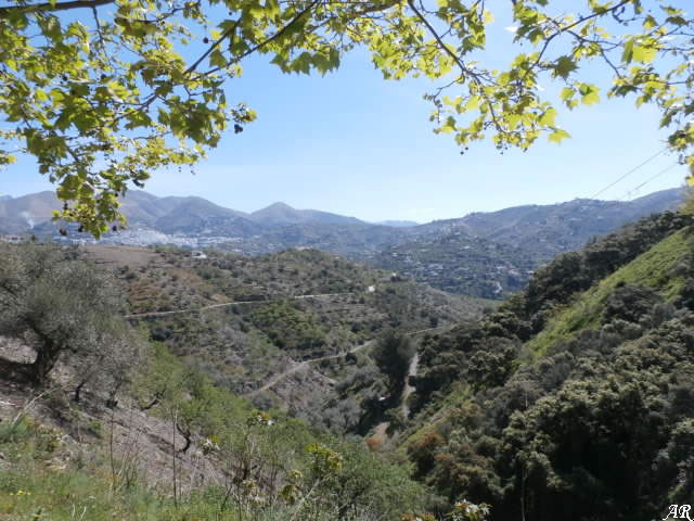 Mirador Fuente del Monte - Corumbela