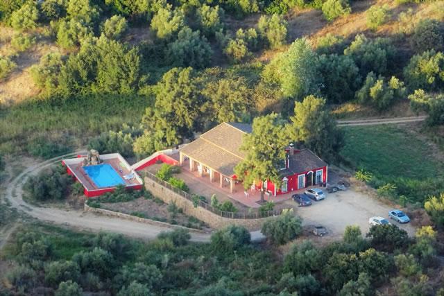 Finca de recreo alcolea del r o 7 5 hectareas for Alquiler de casas en alcolea del rio sevilla