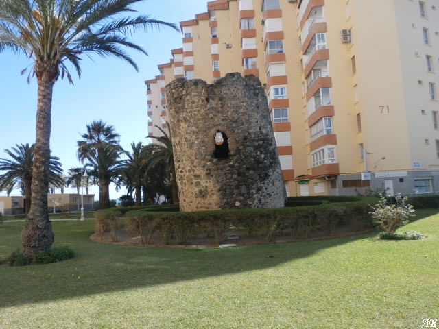 Torre Ladeada - Algarrobo - Costa