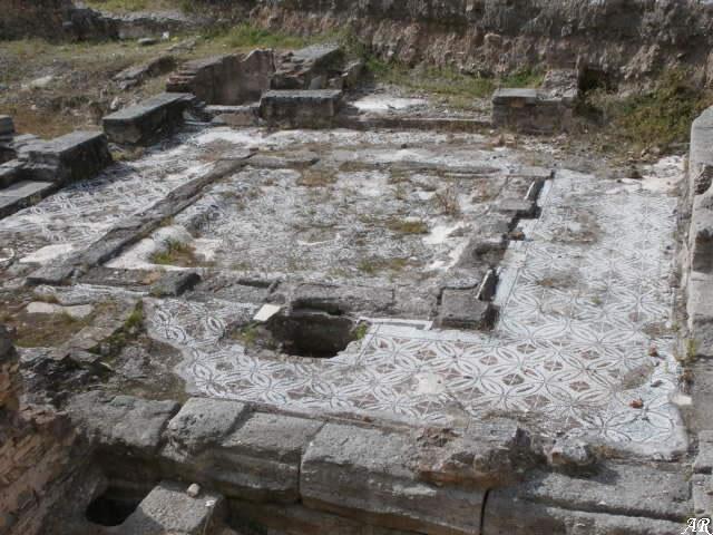 Yacimiento Arqueológico Romano Finca El Secretario