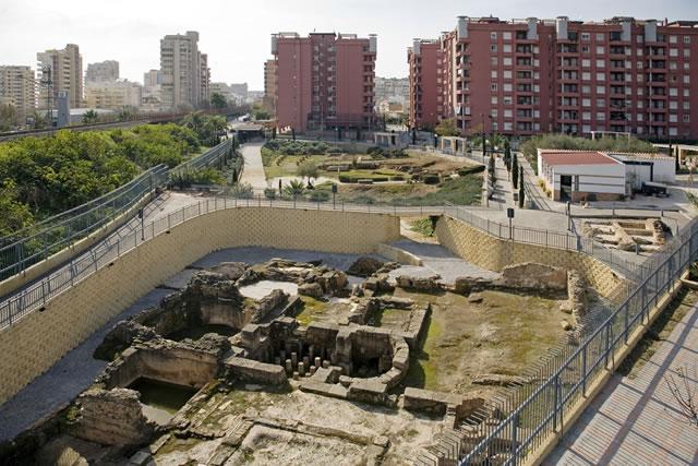 Yacimiento Arqueológico Romano Finca El Secretario - Fuengirola