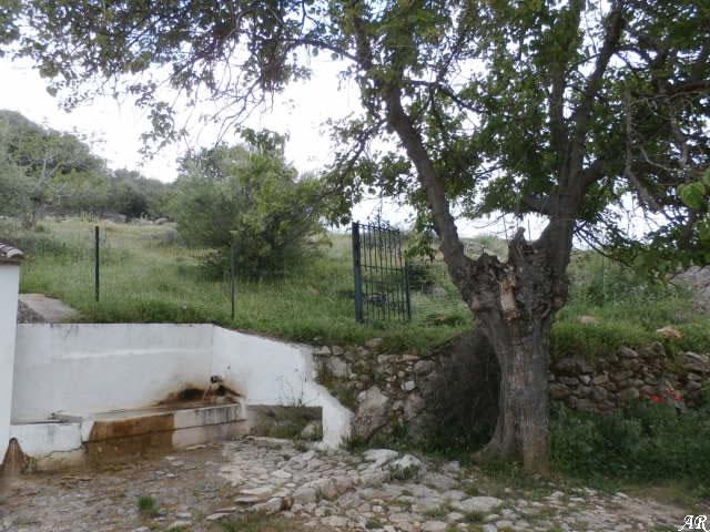 Benadalid - Venta de los Pavos Fountain