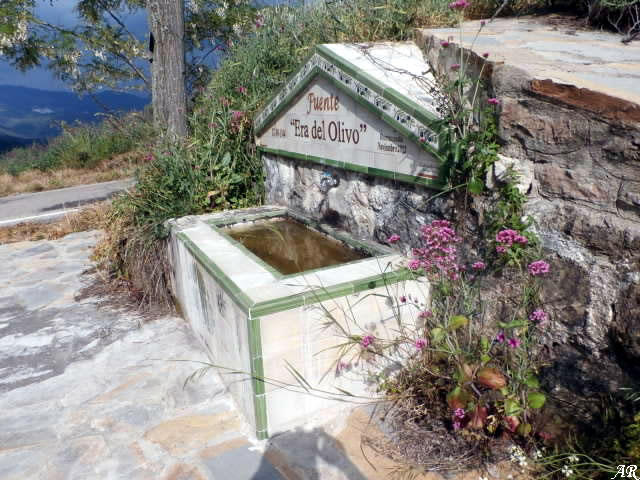 Benadalid - Era del Olivo Fountain