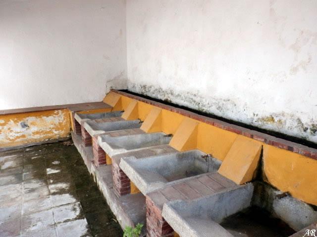 Benadalid - Fountain, Trough and laundry Area