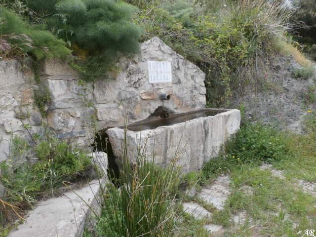 Benalauría - La Encina Fountain