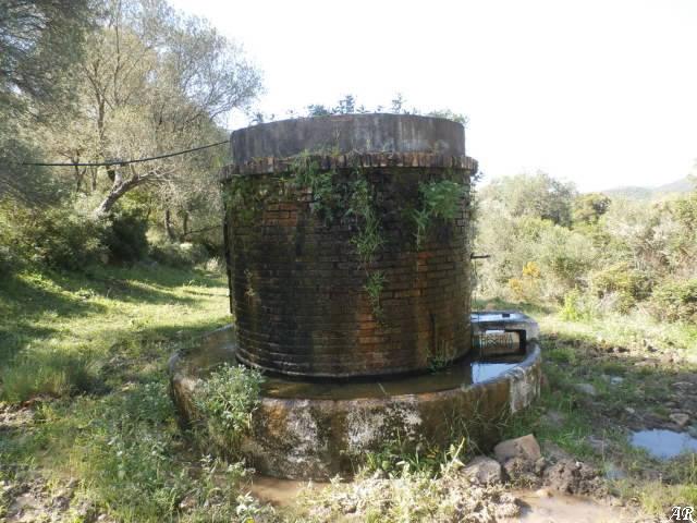 Abrevadero de los Cerquijos de Cortes de la Frontera - Fuente de los Granados