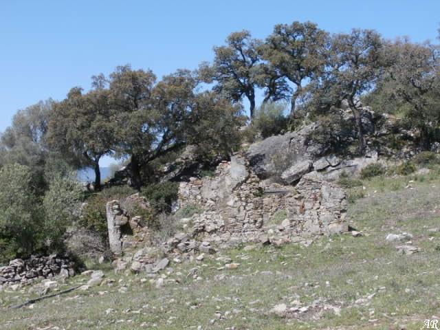 Cortes de la Frontera- Fuente de Casa Peralta