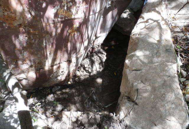 Fuente de los Granujales - Cortes de la Frontera