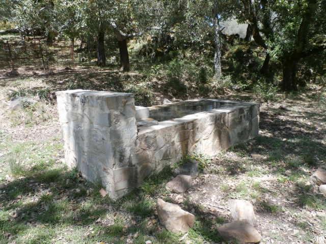 Cortes de la Frontera - Fuente del Castaño