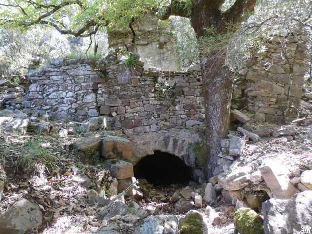 Molino de Parralejo - Cortes de la Frontera - Parque Natural de los Alcornocales