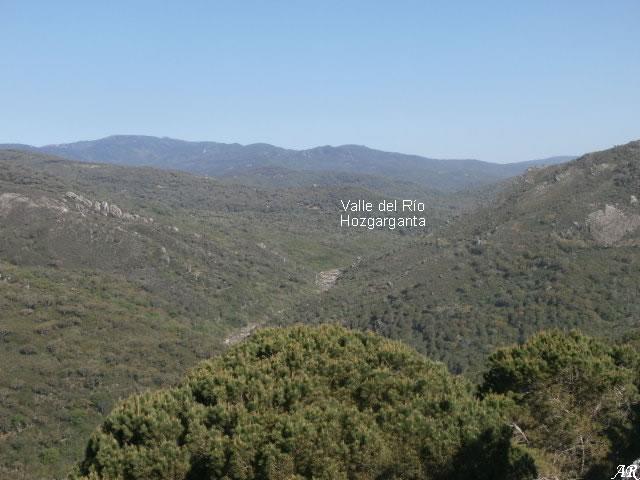 Puerto de las Asomadillas Viewpoint - Jimena de la Frontera - Río Hozgarganta Valley