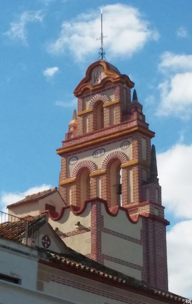 Torre Campanario del Santuario de Nuestra Señora de Flores