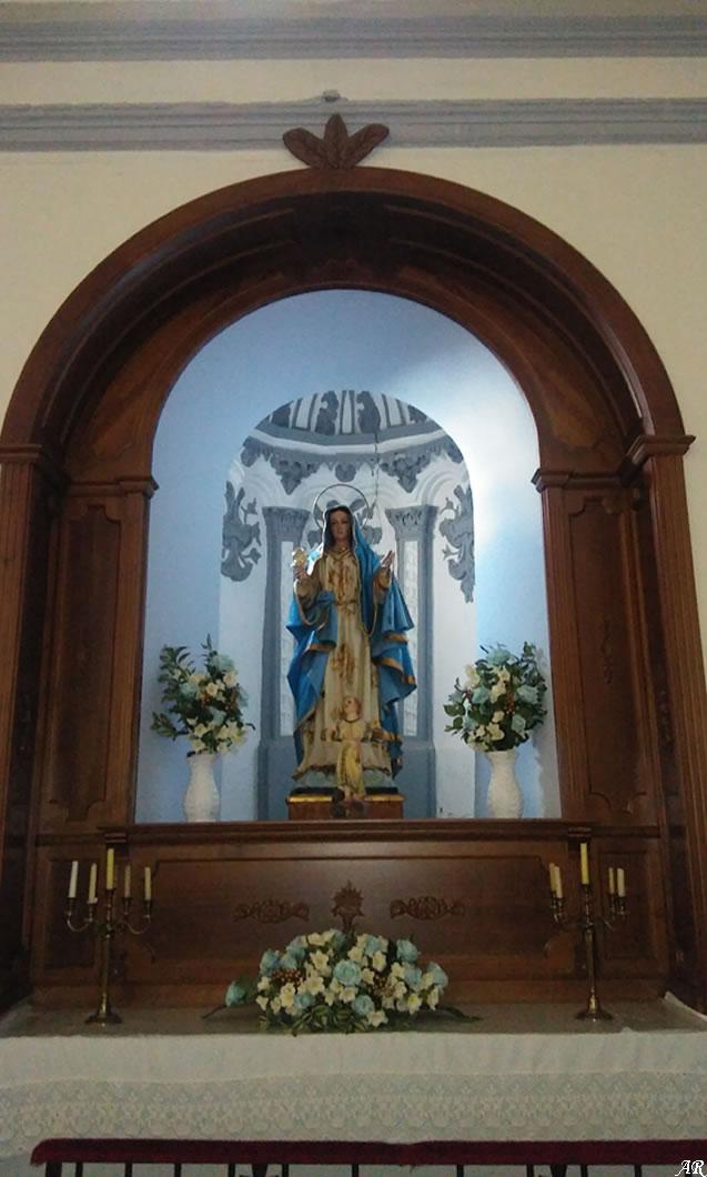 Santuario de Nuestra Señora de Flores - Álora