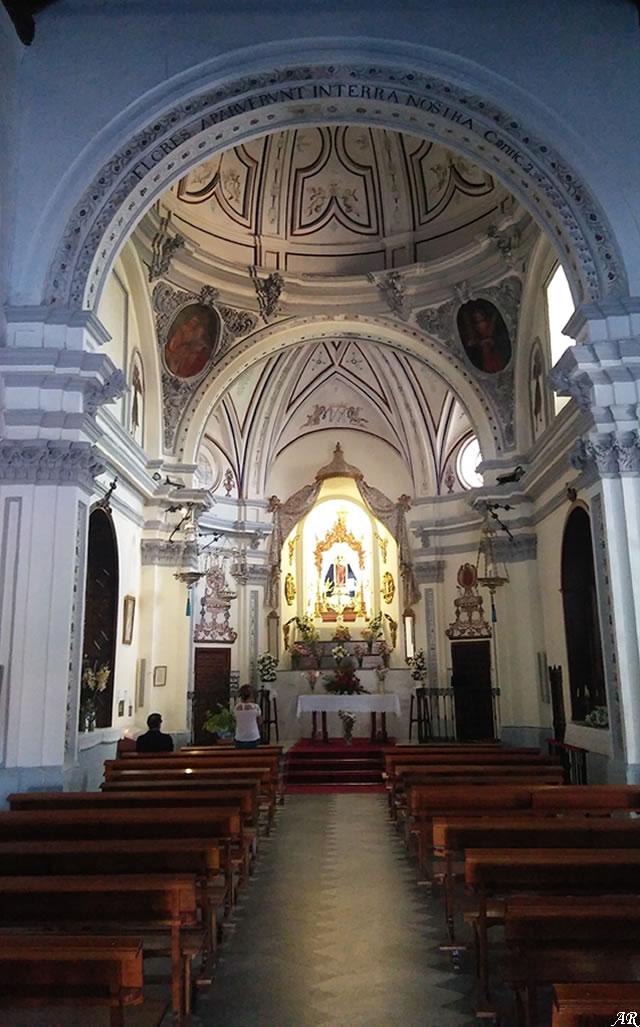 Álora - Santuario de Nuestra Señora de Flores