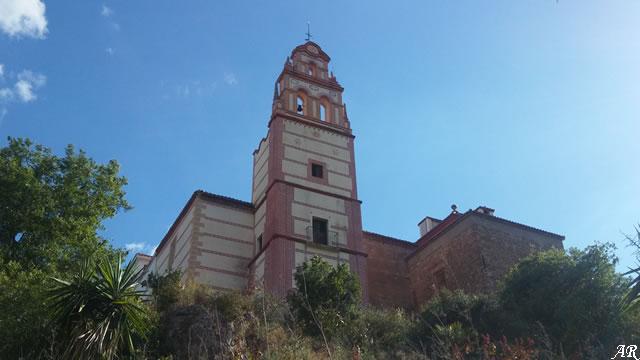 Álora - Santuario de Nuestra Señora de Flores - Sanctuary