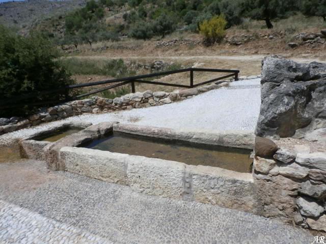 Cartajima - El Pilar Fountain