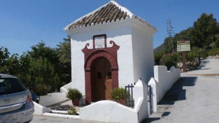 Casarabonela - Ermita del Santo Cristo Calvario - Chapel