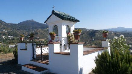 Casarabonela - Hornacinas - Las Cruces