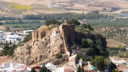 Castillo de la Peña de Ardales - Peña de Ardales Castle