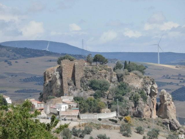 Peña de Ardales Castle