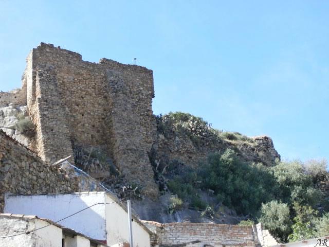Castillo de la Peña de Ardales