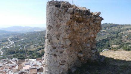 Castillo de Qasr Bunayra - Casarabonela - Castle