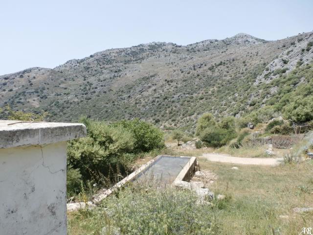 Fuente del Pilar de Cortes el Viejo - Cortes de la Frontera