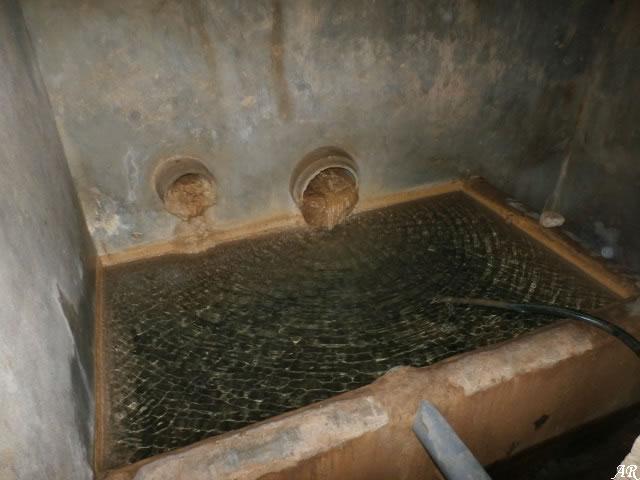 Fuente del Pilar de Cortes el Viejo - Fuente Abrevadero de Cortes de la Frontera