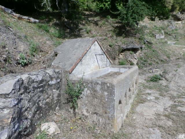 Fuente Asalto del Cura - Gaucín