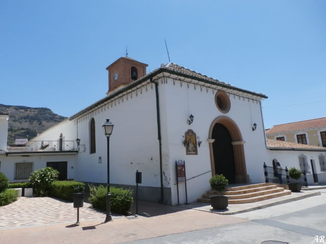 Pizarra - San Pedro Apostol Parish Church