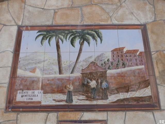 Fuente de la Hortezuela de Almogía