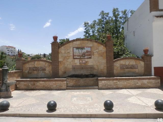 Fuente de la Hortezuela - Almogía - Fuente Urbana