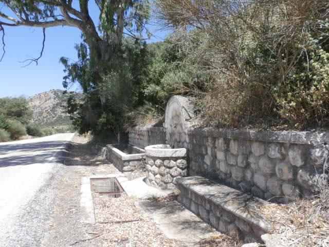 Antequera - Fuente de la Fresneda