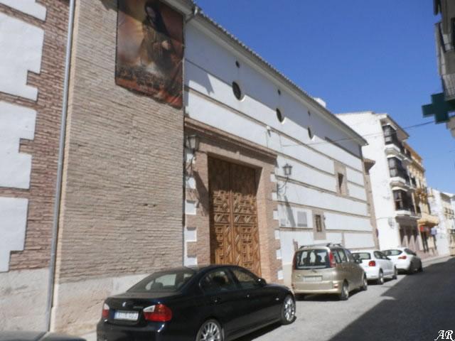 Archidona - Ermita del Nazareno - Ermita de Jesús Nazareno