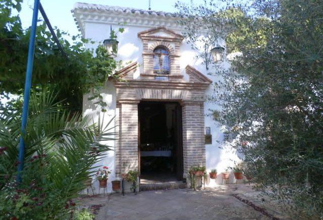 Archidona - Ermita del Santo Cristo