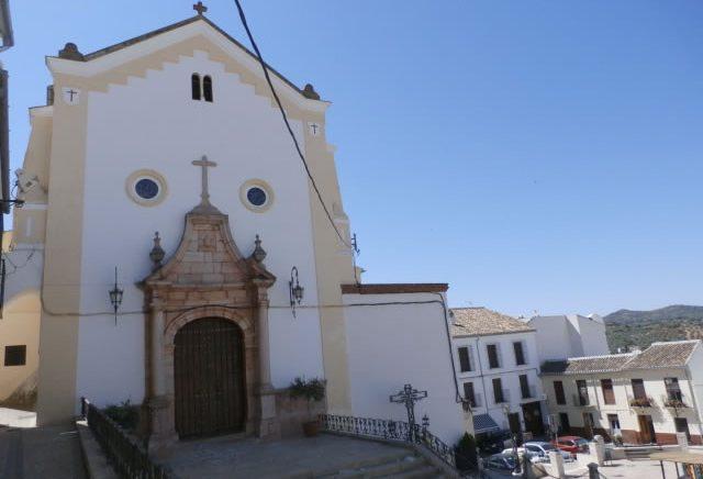 Iglesia Parroquial de Santa Ana - Archidona - Santa Ana Parish Church